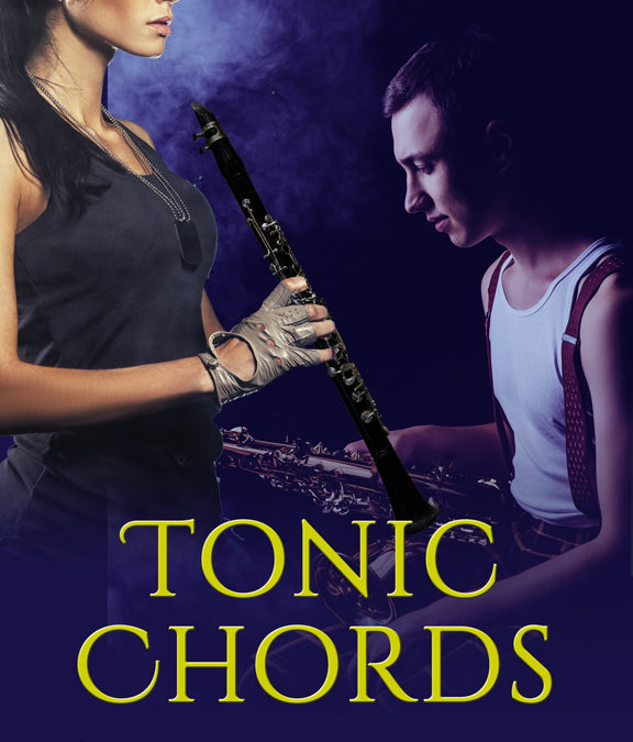 Cover Reveal: Tonic Chords