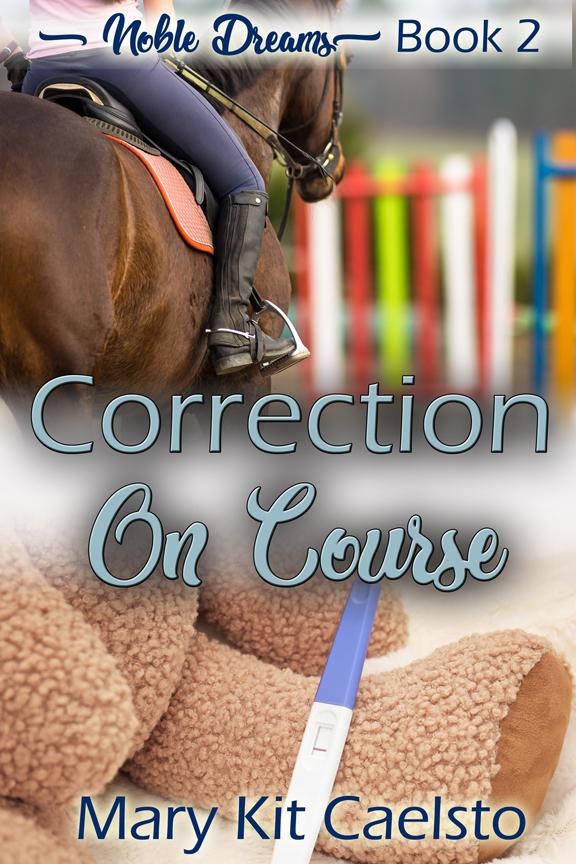 Book Cover: Correction on Course (Noble Dreams 2)