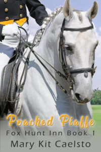Book Cover: Poached Piaffe