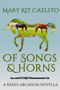 Book Cover: Of Songs & Horns