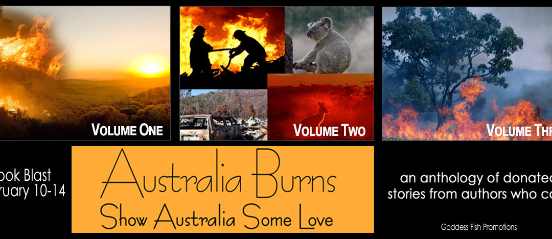 Book Tour: Australia Burning (A Charity Anthology)