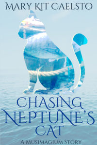 Book Cover: Chasing Neptune's Cat