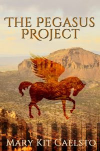 Book Cover: The Pegasus Project