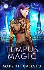 Book Cover: Tempus Magic