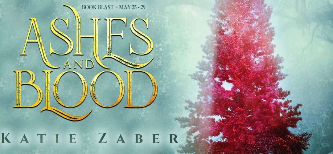 Book Tour: Ashes And Blood