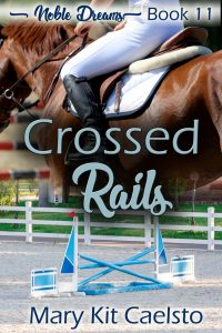 Book Cover: Crossed Rails