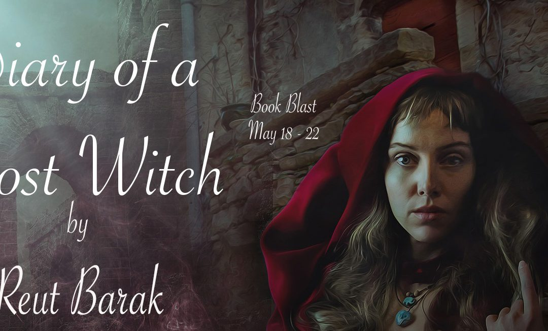 Book Blast: Diary of a Lost Witch