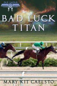 Book Cover: Bad Luck Titan