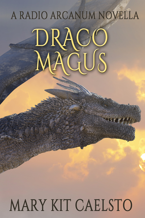 Book Cover: Draco Magus