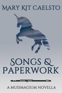 Book Cover: Songs & Paperwork