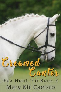 Book Cover: Creamed Canter