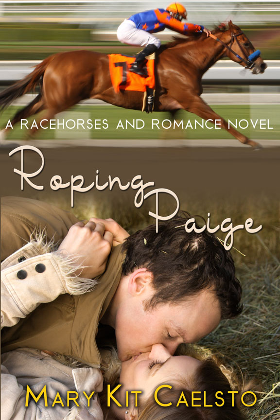 Book Cover: Roping Paige