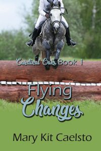 Book Cover: Flying Changes