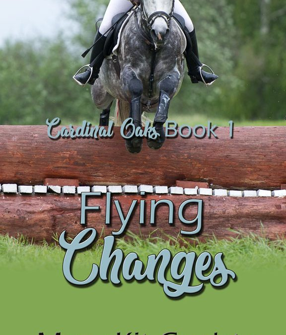 Cover Reveal: Flying Changes (Cardinal Oaks Book 1)
